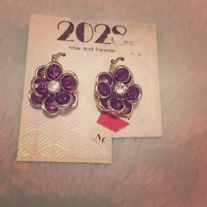 2028 now and forever earrings